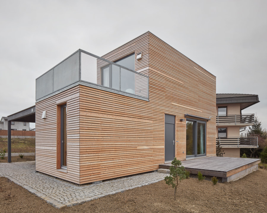 Freedomek No.061 by Atelier Štěpán | Detached houses