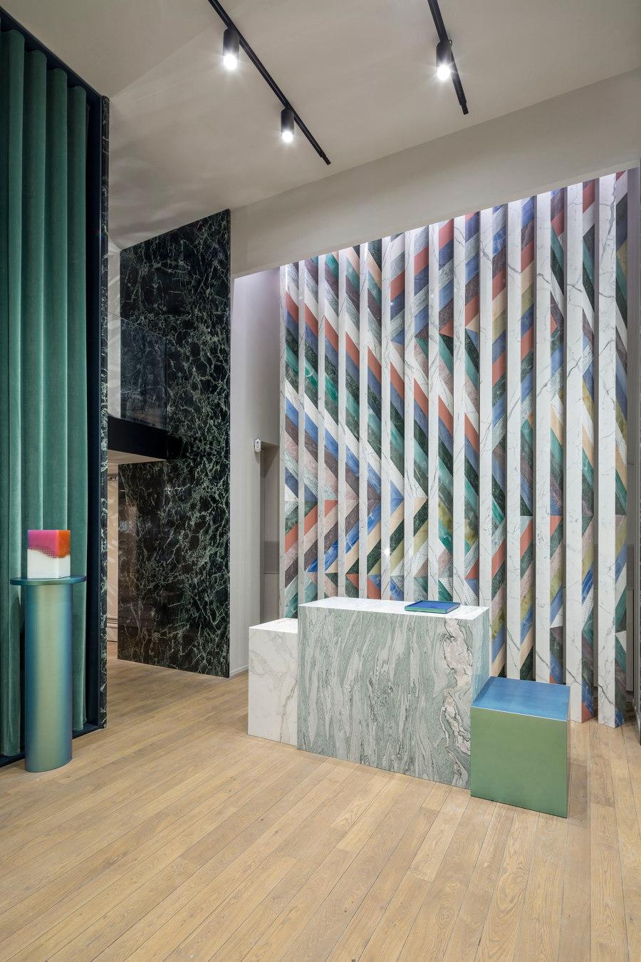 Budri Milano by Patricia Urquiola | Showrooms