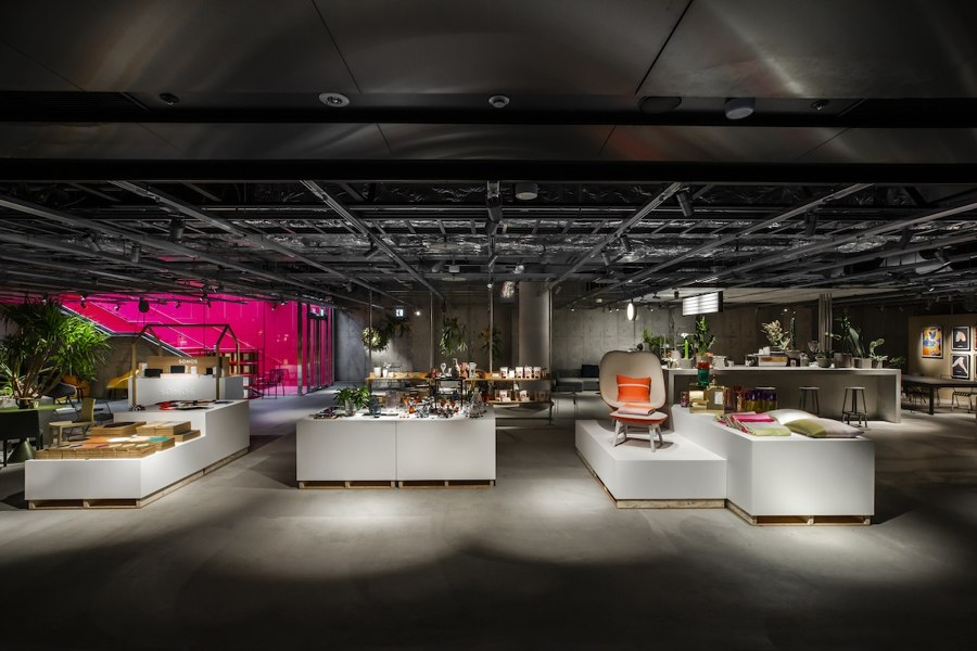HAY pop-up store in Tokyo by Schemata Architects | Shop interiors