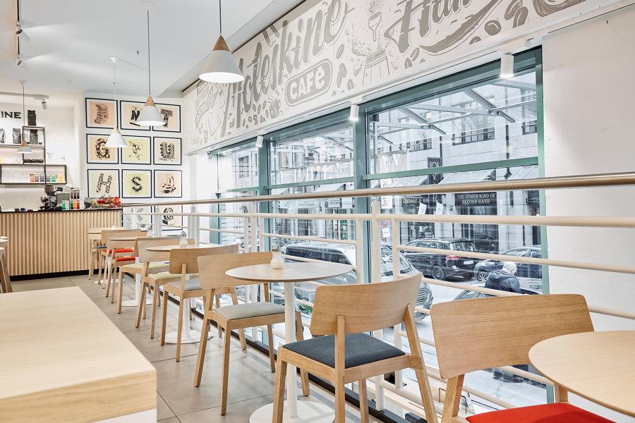 Moleskine Café by Punt Mobles | Manufacturer references