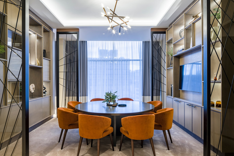 The Lowry Presidential Suite by Goddard Littlefair | Hotel interiors