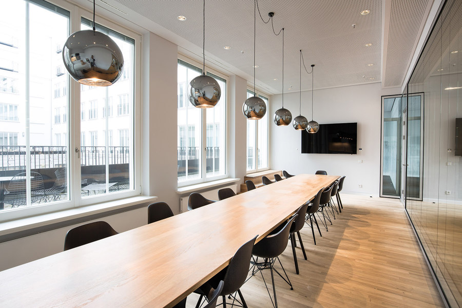 Palais an der Oper by CSMM – Architecture Matters | Office facilities