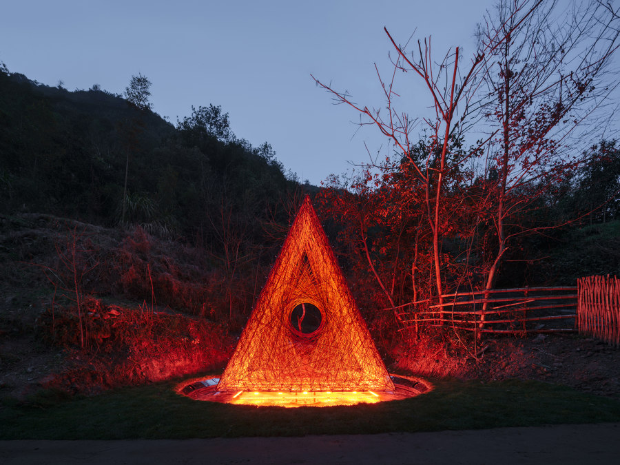 Shrine of Whatslove by Wutopia Lab   Installations