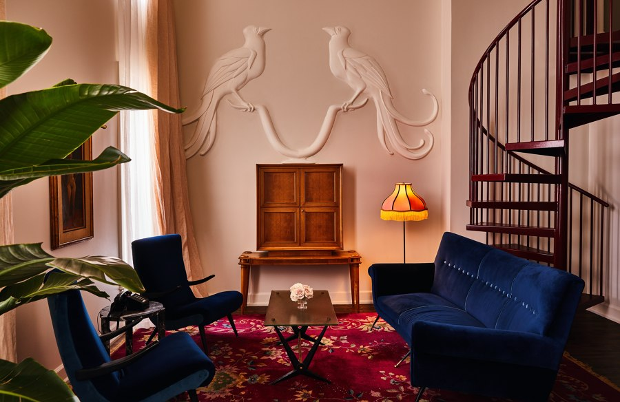 The Siren Hotel by ASH NYC | Hotel interiors