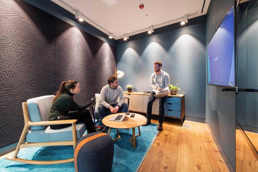 HB Reavis UK Headquarters von Evolution Design | Büroräume