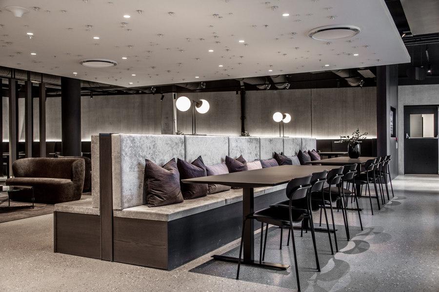 Restaurant Interieur Design.Byfjordparken Lunch Restaurant Von Magu Design Restaurant