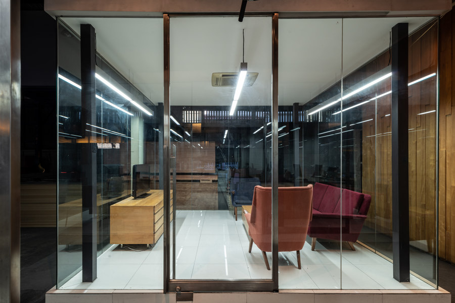 Paknam Office by Archimontage Design Fields Sophisticated | Office buildings
