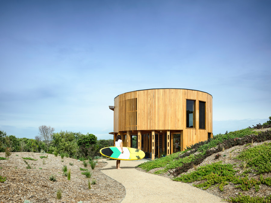 St. Andrews Beach House by Austin Maynard Architects | Detached houses