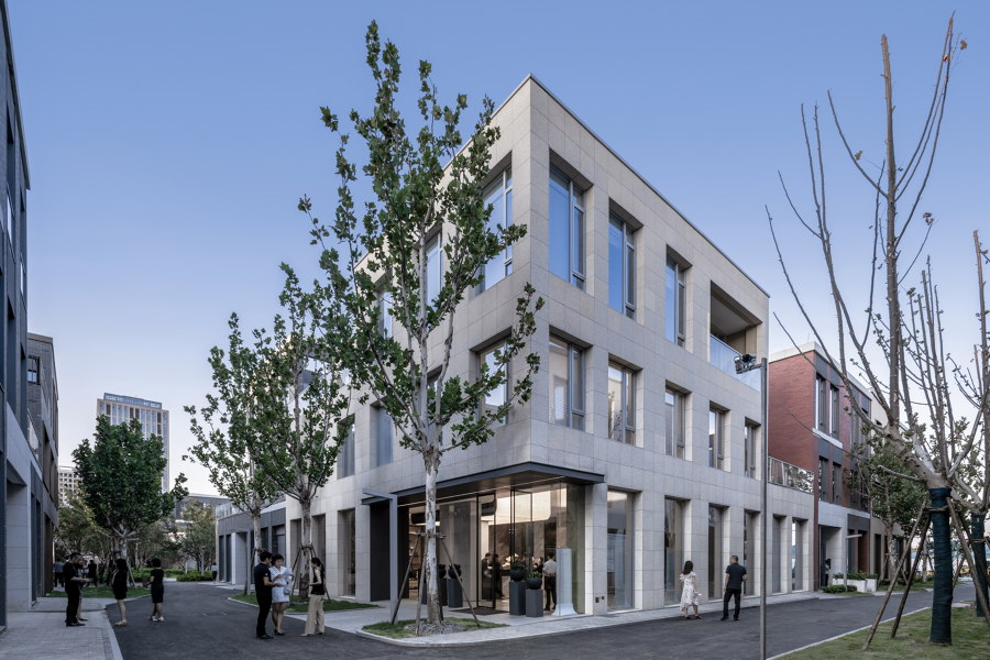 The Beauty Cube by WSP ARCHITECTS   Office buildings