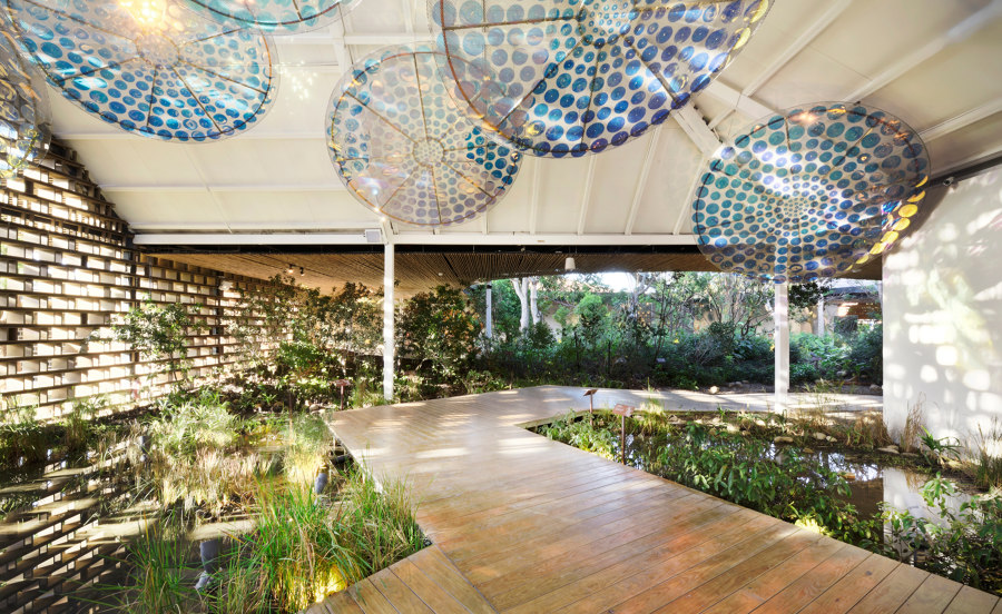 Taichung World Flora Expo, Discovery Pavilion by Cogitoimage International | Installations