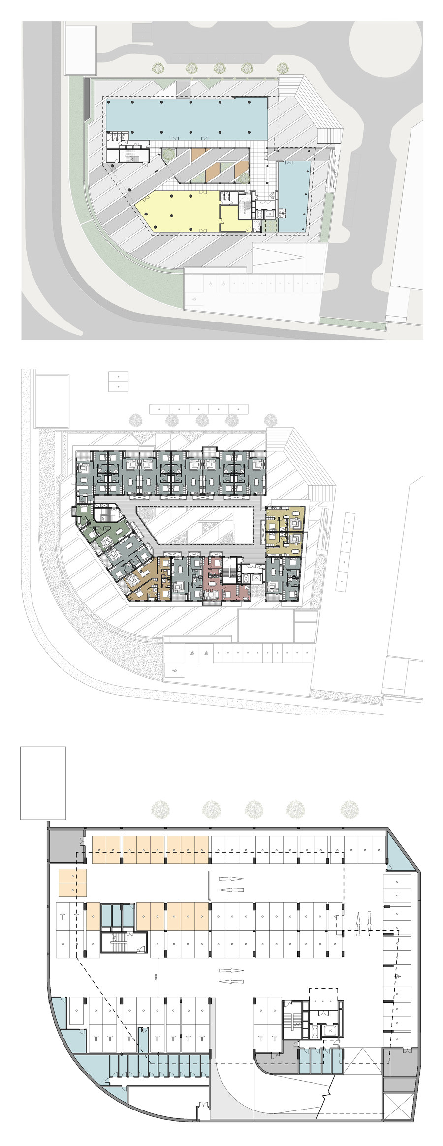 Axis by dhk | Office buildings