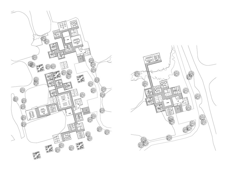 Xixi Art Village by WSP ARCHITECTS | Hotels