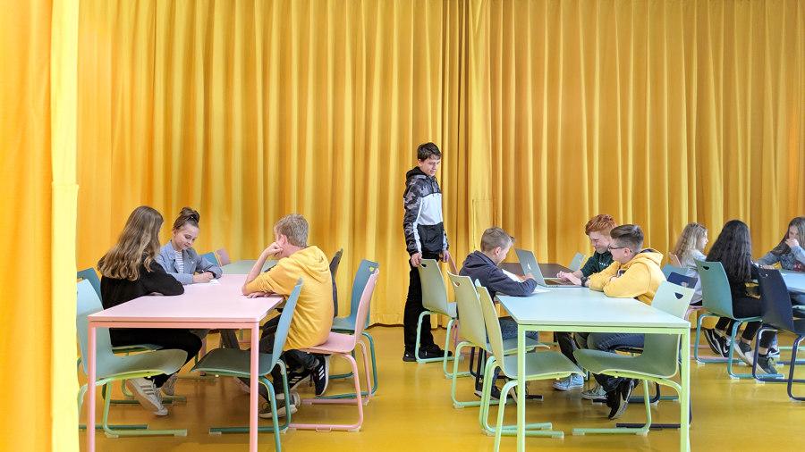 Gesamtschule Rheda Wiedenbrück von Sigurd Larsen | Schulen