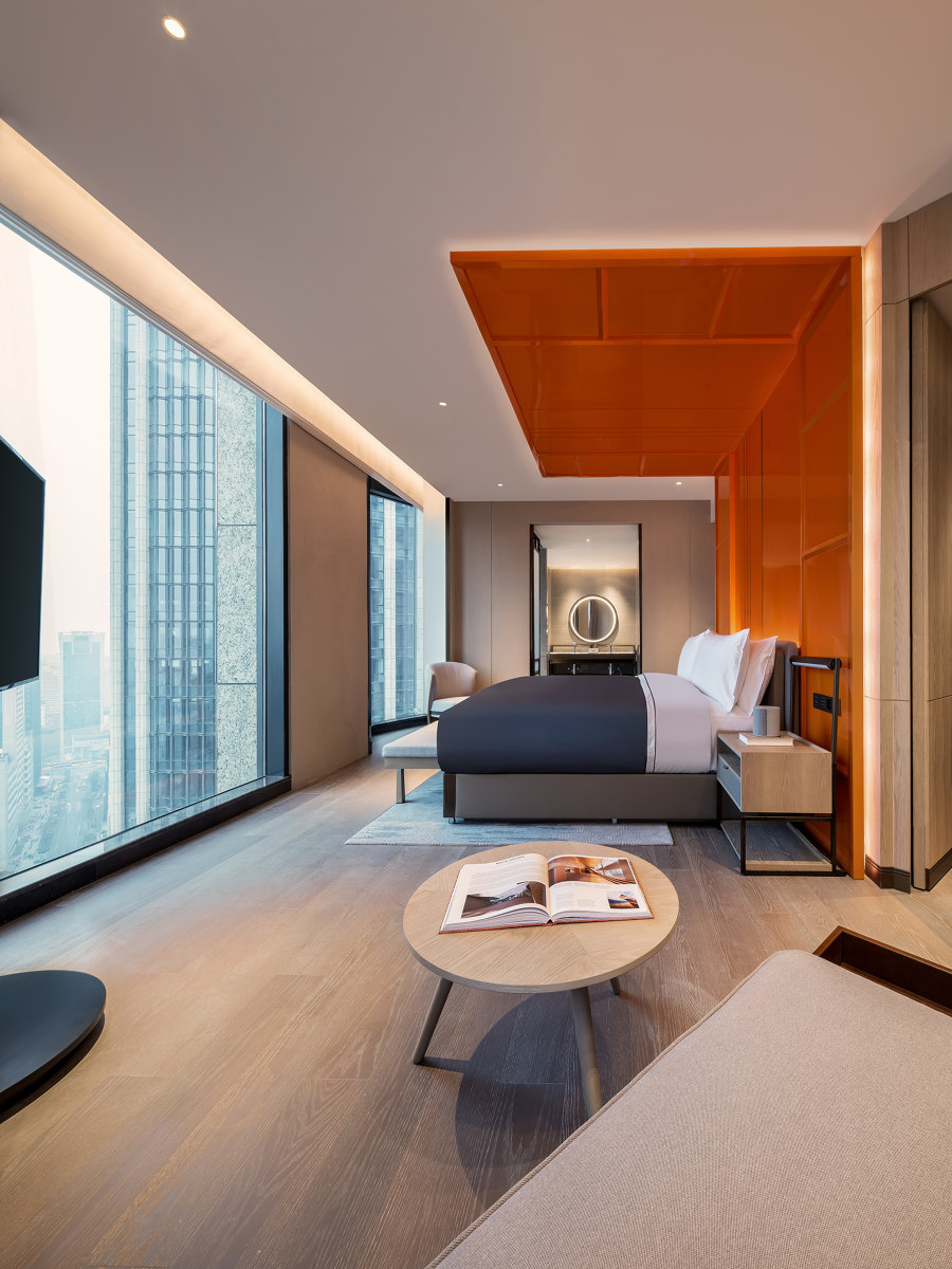 Canopy by Hilton in Chengdu by CCD/Cheng Chung Design | Hotel interiors