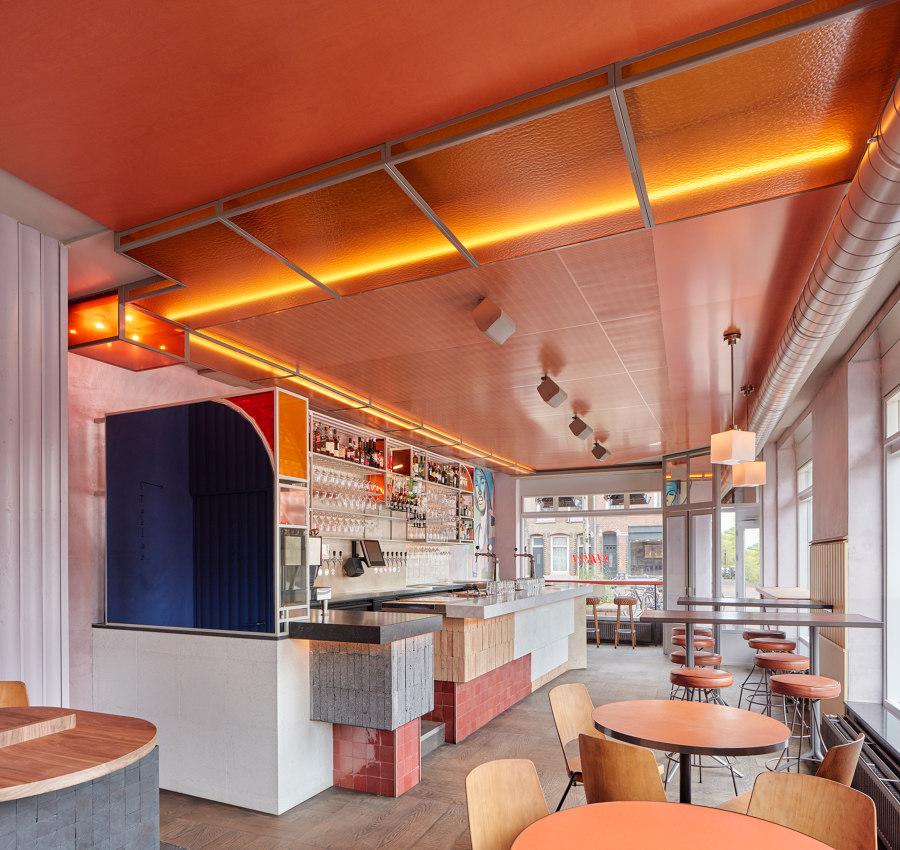 Ramona by Studio Modijefsky   Café interiors