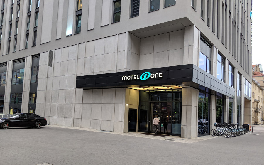 Motel One by CONAE | Manufacturer references