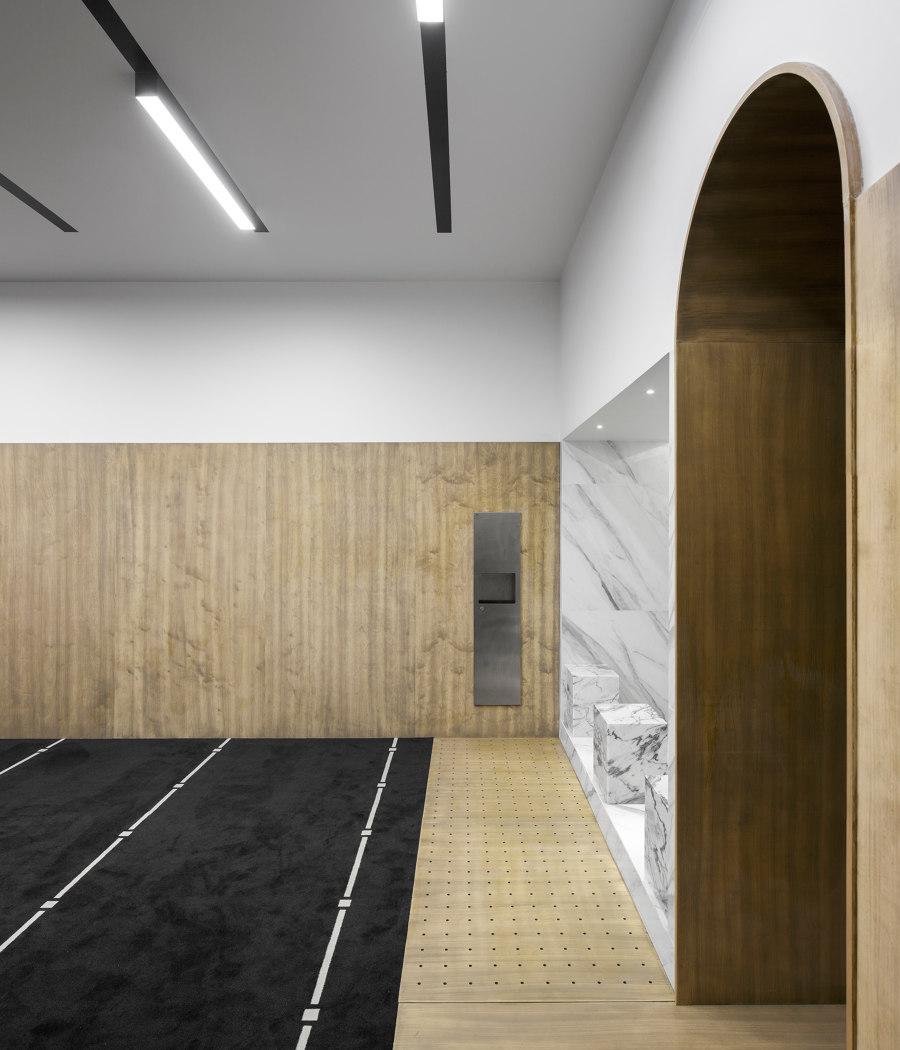 Islamic Cultural Center of Odivelas von Estudio AMATAM | Sakralbauten / Gemeindezentren