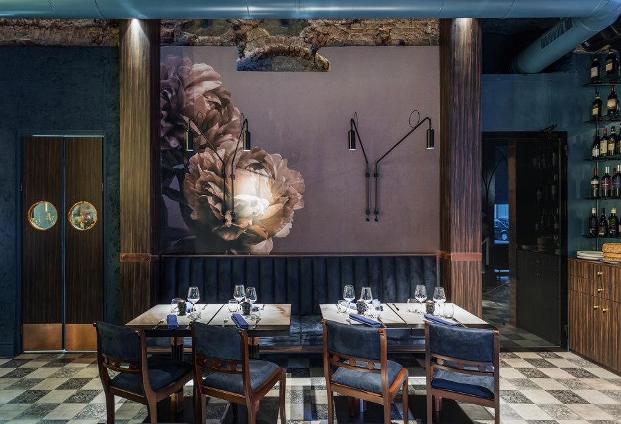 I Mori Restaurant di Inkiostro Bianco | Riferimenti di produttori