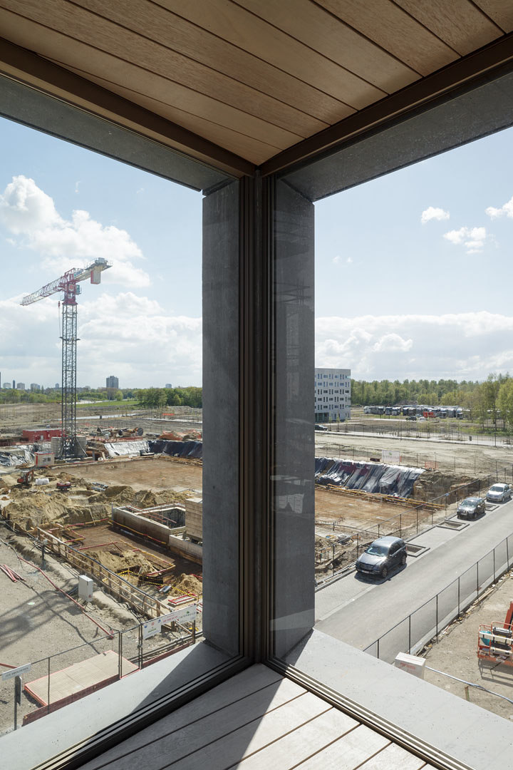 Nieuw Zuid Housing von Atelier Kempe Thill | Mehrfamilienhäuser