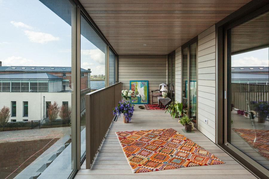 Nieuw Zuid Housing by Atelier Kempe Thill | Apartment blocks