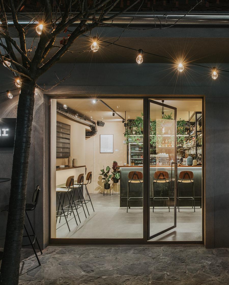 Regular bar by Regular Company | Café interiors