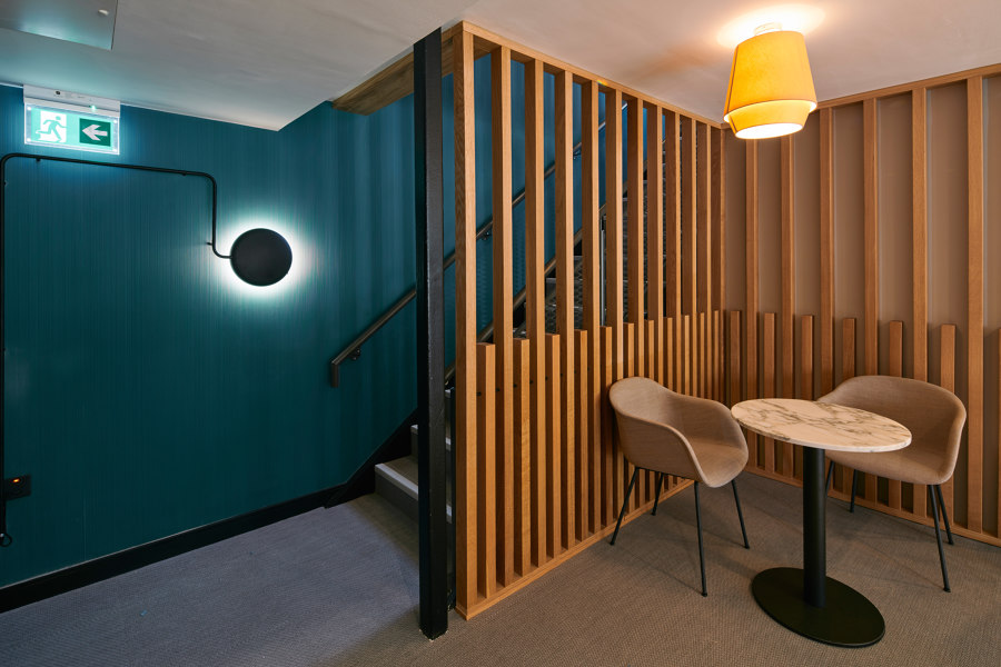 ICE at Exchange Quay by 74 | Office facilities