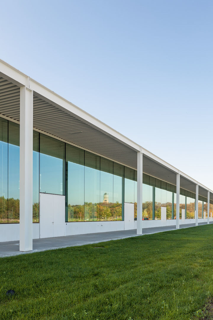 T2-campus Thor park de Atelier Kempe Thill | Universités