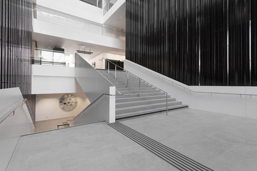 Haus der Musik Innsbruck di Marca Corona | Riferimenti di produttori