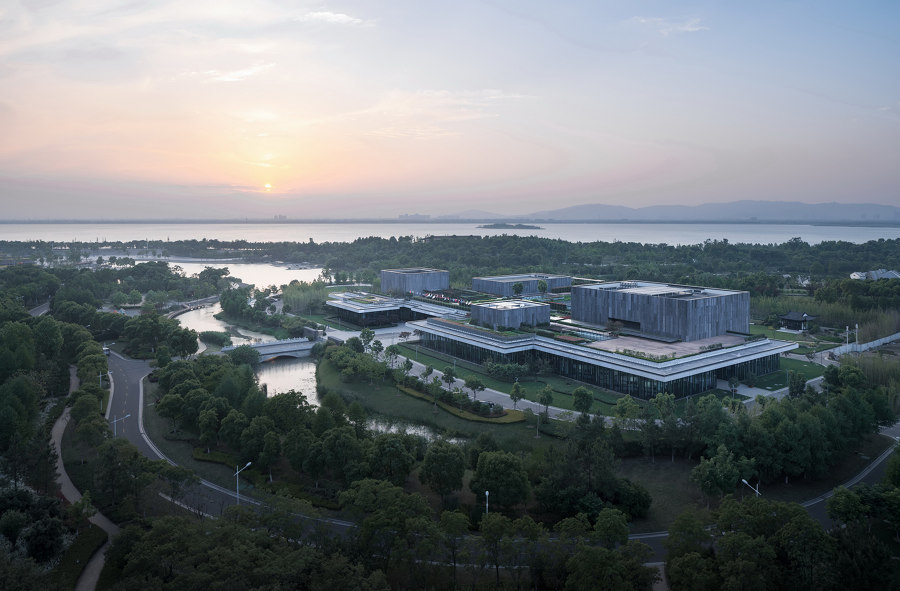 Cyrus Tang Foundation Center by UAD | Office buildings