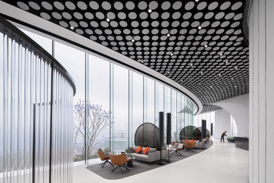 CiFi Sales Center by Ippolito Fleitz Group | Office facilities