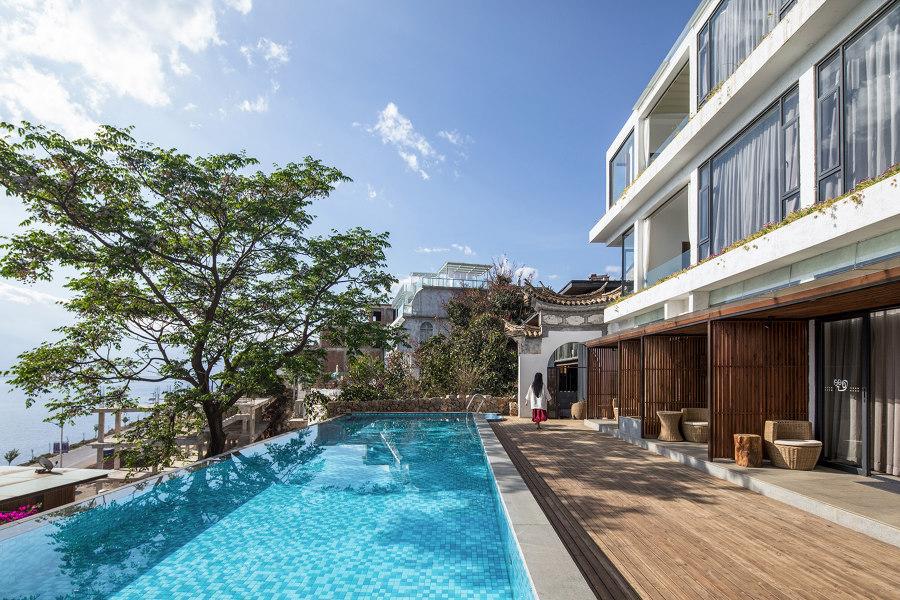 Dali Munwood Panorama Resort Hotel by IDO / Init Design