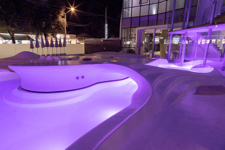 i-CE AGE pool / i-SUITE Hotel von SICIS | Herstellerreferenzen