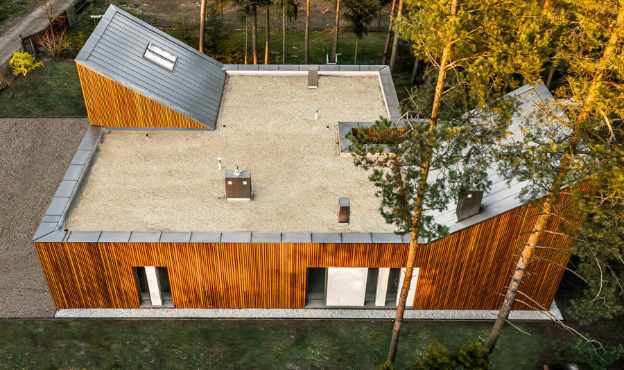 Forest House by grupa VERSO | Detached houses