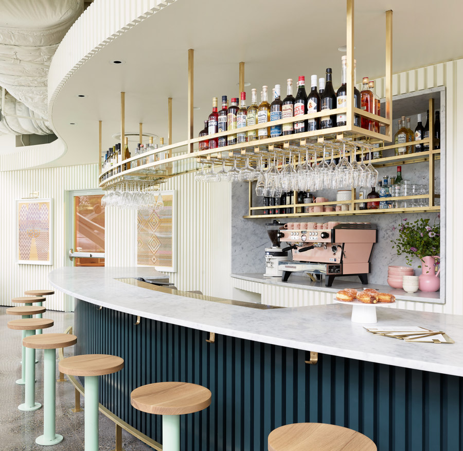 Willmott's Ghost by Heliotrope Architects | Restaurants