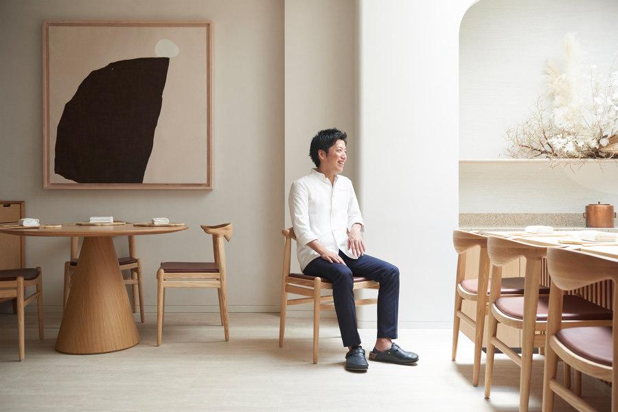 Esora Restaurant by Takenouchi Webb | Restaurant interiors