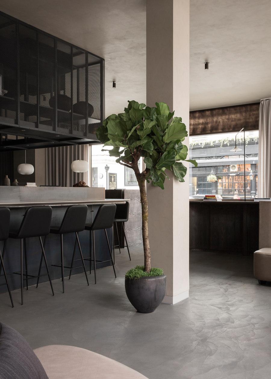 Sticks 'N' Sushi de Norm Architects | Diseño de restaurantes