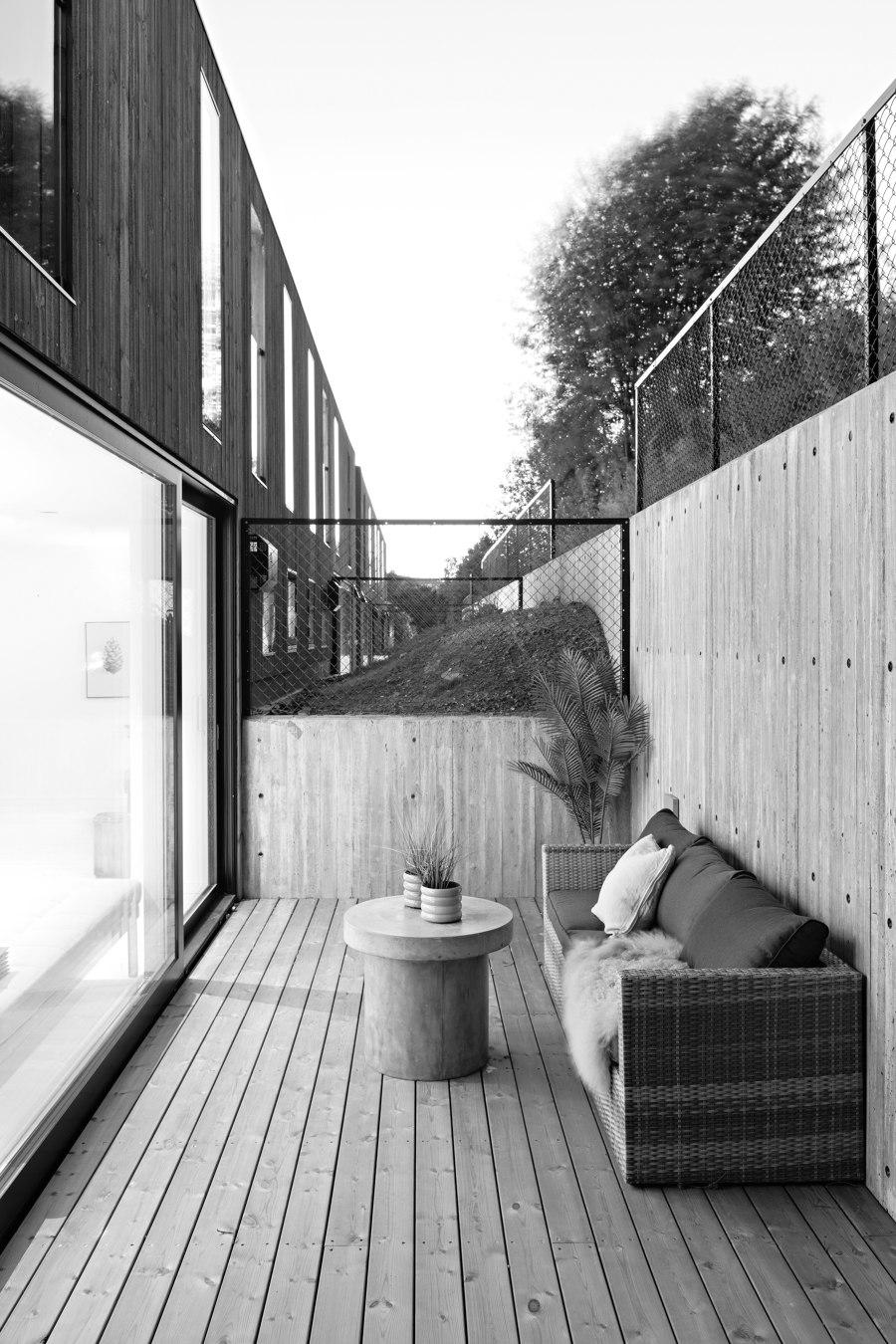 Bjørnheimveien Residences by Reiulf Ramstad Arkitekter | Apartment blocks