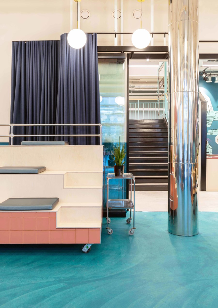 MOW Supernova Coworking Hub by Mint & More Creative | Office facilities