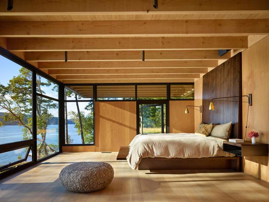 Pole Pass Retreat by Olson Kundig   Detached houses