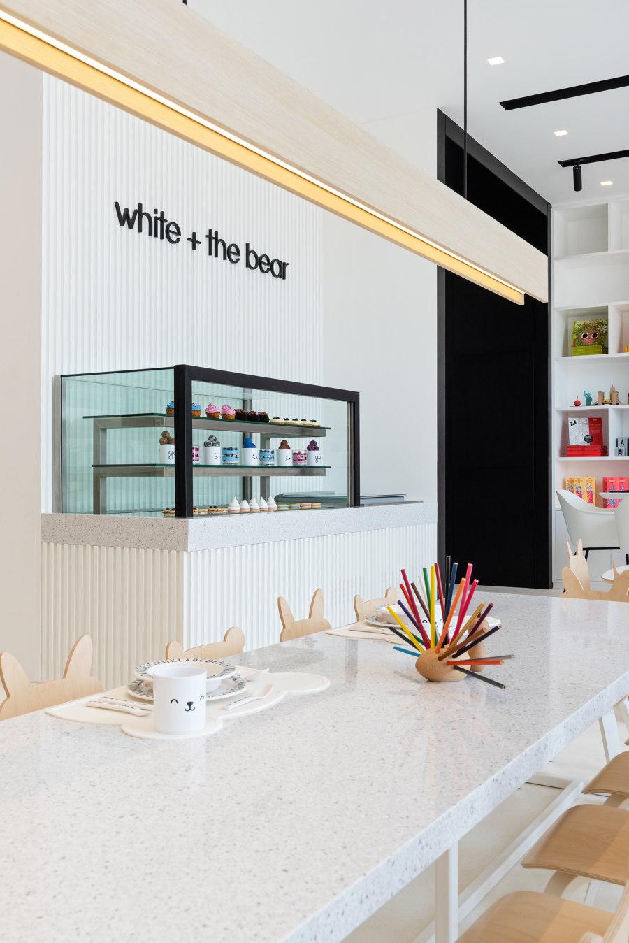 White & The Bear by Sneha Divias Atelier   Kindergartens / day nurseries