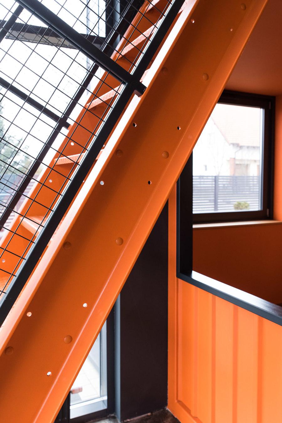 KOHMLAN Office by mode:lina architekci   Office facilities