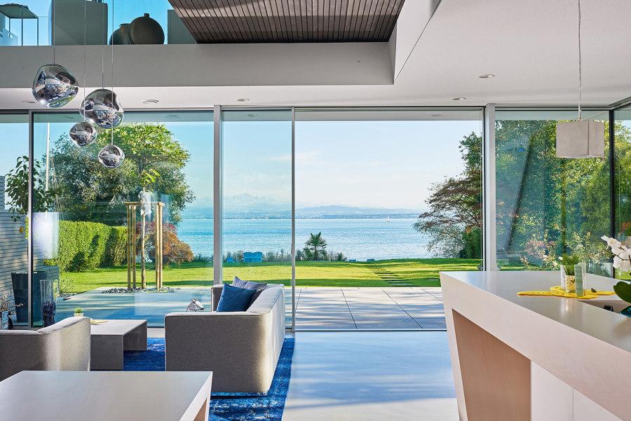 Villa am Bodensee von Solarlux | Herstellerreferenzen