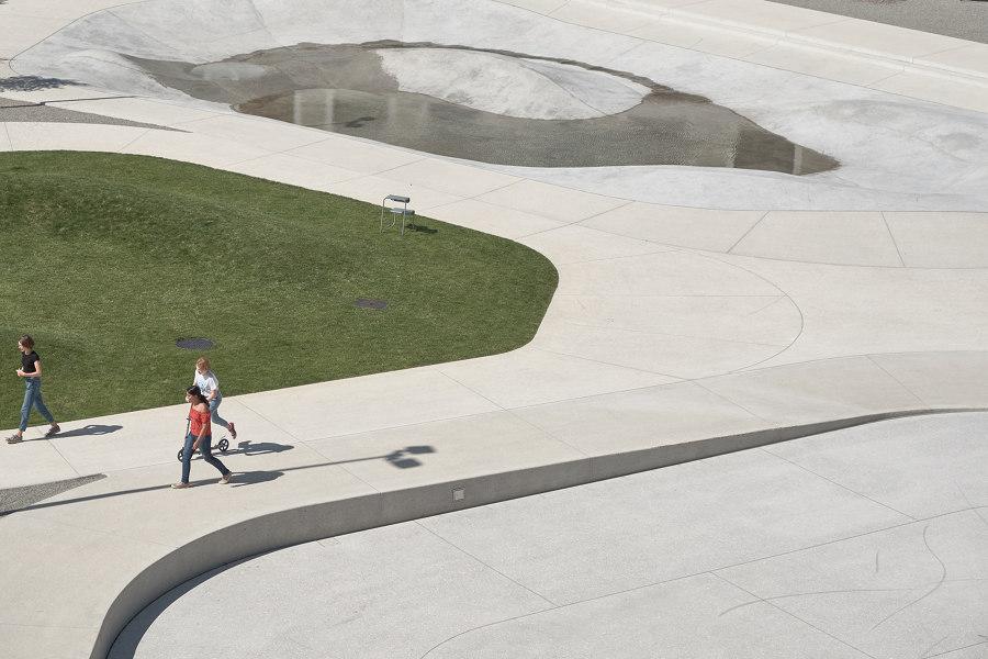 Max Kämpf-Platz von Gaetano Castiello | Parks