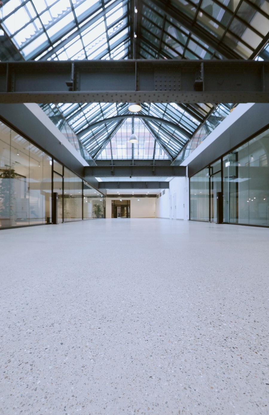 Work Life Center Hamburg von PANDOMO | Herstellerreferenzen