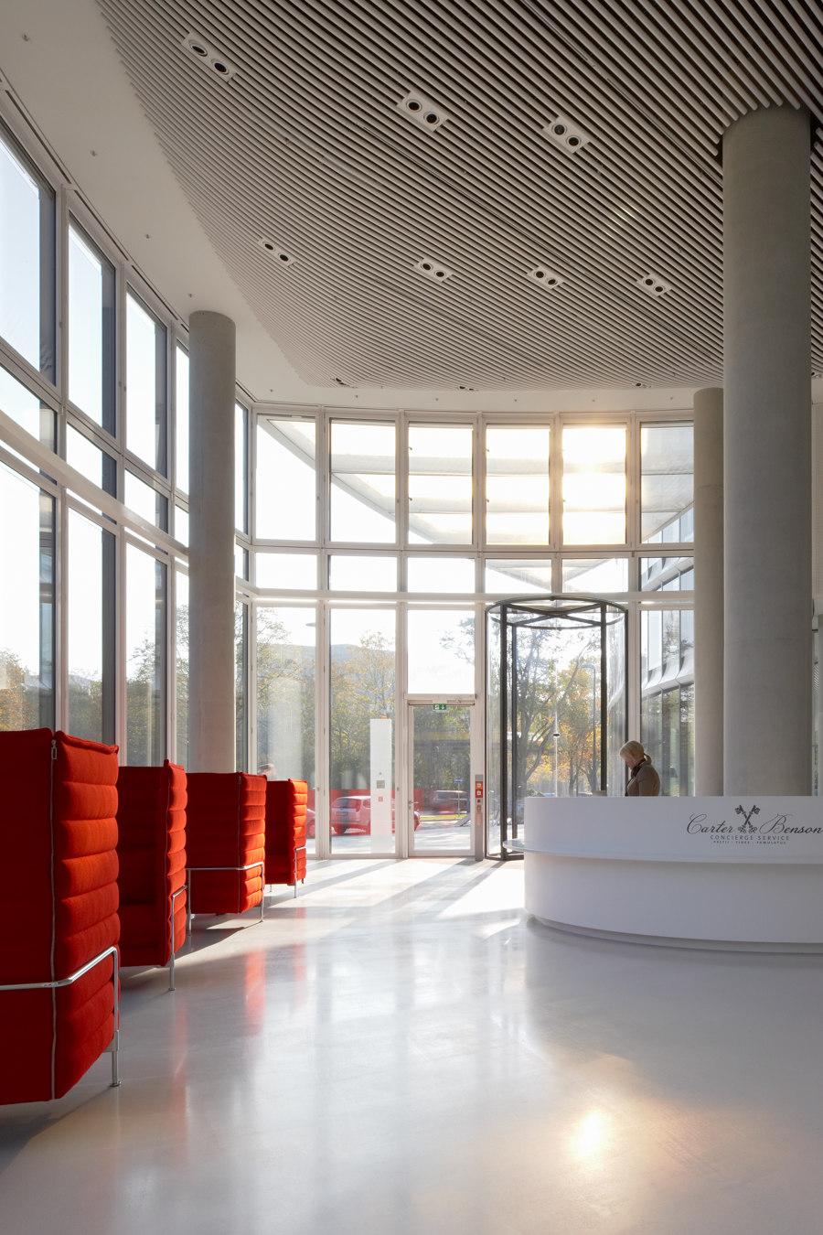 Sky Office Vodafone von PANDOMO | Herstellerreferenzen