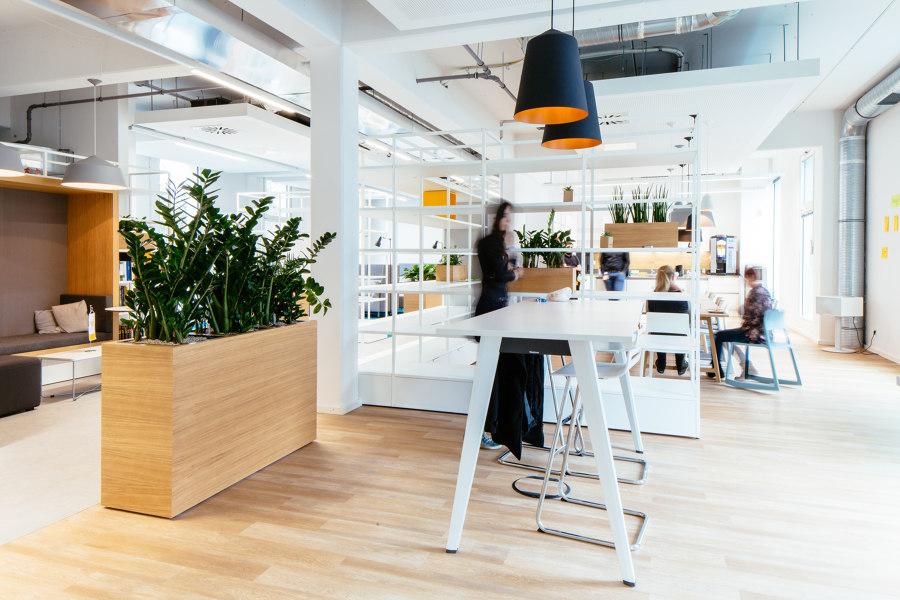 LHIND – Bürokonzept von Artis Space Systems GmbH | Herstellerreferenzen