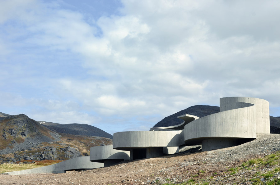 Selvika National Tourist Route by Reiulf Ramstad Arkitekter | Parks