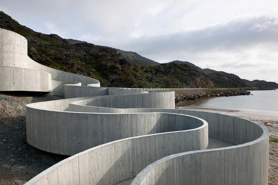 Selvika National Tourist Route von Reiulf Ramstad Arkitekter | Parks