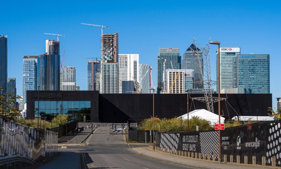 Magazine London by Nissen Richards Studio | Church architecture / community centres
