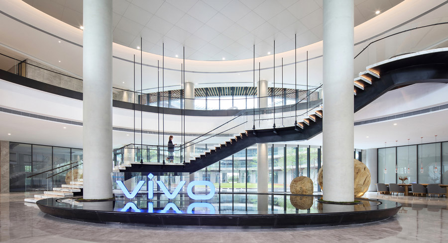 vivo Headquarters in Dongguan by CCD/Cheng Chung Design | Office facilities
